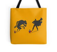 Saving the day! Tote Bag