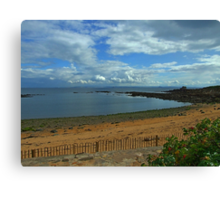 Anstruther's Bay Canvas Print