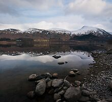 Helvellyn over Thirlmere by mattcattell