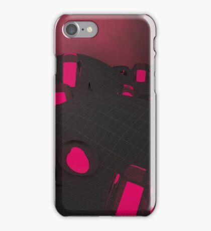 Landscape - Glass Nodes iPhone Case/Skin
