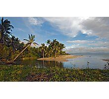 Small paradise  Photographic Print