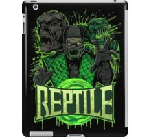 REPTILE iPad Case/Skin