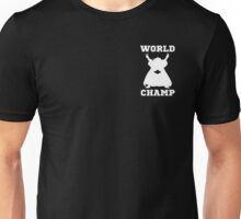 "Dragon Ball - Mr Satan ""World Champ"" Unisex T-Shirt"
