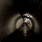 Greenwich Footpath Under the Thames by rsangsterkelly