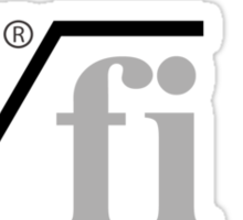 HANSO Foundation - Mathematical Forecasting Initiative Sticker