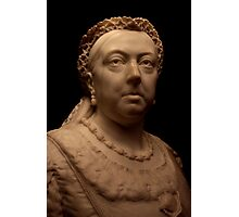 Queen Victoria - A Bust Photographic Print