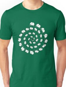 Elephant Dance Unisex T-Shirt