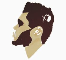 the Weeknd silhouette