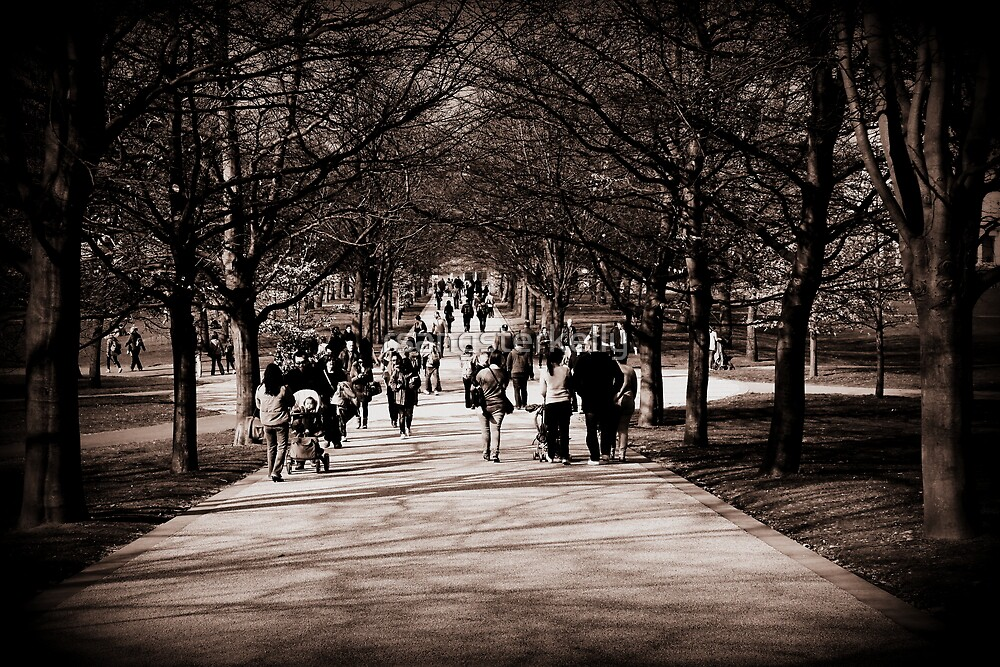 Greenwich Park by rsangsterkelly