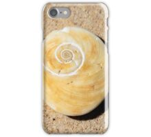 Once a Shell of the Sea iPhone Case/Skin