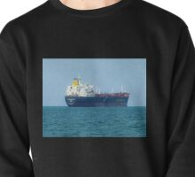 *Freighter leaving the Bay* - Melbourne, Vic. Pullover