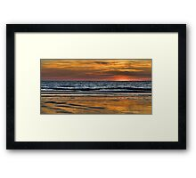 Just Sea And Sky Framed Print