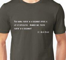 Lt. Aldo Raine Unisex T-Shirt