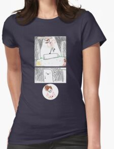 Hello, Stonehenge! Womens Fitted T-Shirt