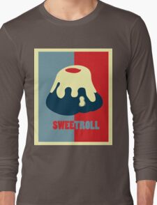 Believe In The Sweetroll Long Sleeve T-Shirt