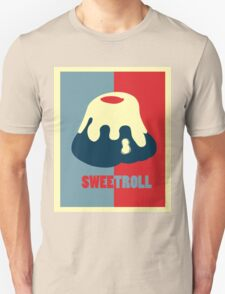 Believe In The Sweetroll Unisex T-Shirt