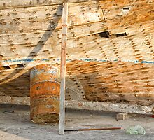 Qatar: Under Repair by Kasia-D