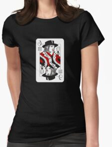 Jack of Threes Womens Fitted T-Shirt
