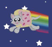 Chibi Nyan by autobotchari