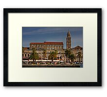 Diocletian's Palace Framed Print