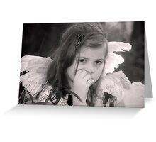 Lil' Angel Greeting Card