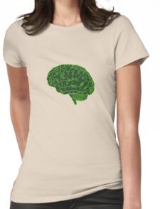 Hard-Wired Womens Fitted T-Shirt