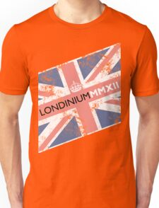 London 2012 - Londinium MMXII Union Jack  Unisex T-Shirt