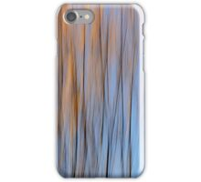 Autumn colours of a willow iPhone Case/Skin