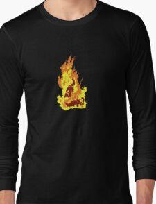 The Self-Immolation of Thích Quảng Ðức Long Sleeve T-Shirt