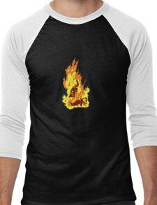 The Self-Immolation of Thích Quảng Ðức Men's Baseball ¾ T-Shirt