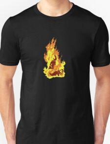 The Self-Immolation of Thích Quảng Ðức Unisex T-Shirt