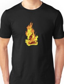 The Self-Immolation of Thích Quảng Ðức Unisex T-Shirt