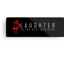 Slaughter Metal Print