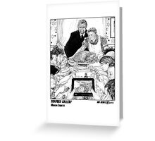 SOAPBOX GALLERY: Modern Etiquette Greeting Card