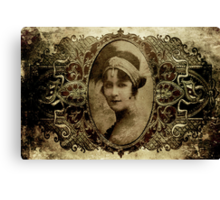 Vintage Grace Canvas Print