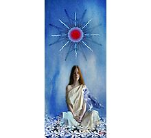 Priestess Of Avalon Photographic Print