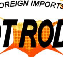 HotRod's Imports and Customization Sticker