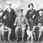 Aussie WW1 uniforms. by Ian A. Hawkins