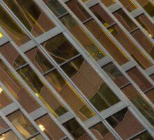Downtown Glass - 2 © Sticker