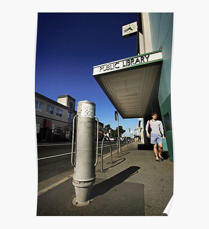 Dawson Street in Brunswick Poster