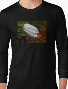 Petal Droplets Long Sleeve T-Shirt
