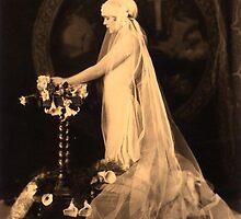 Vintage Bride. by Ian A. Hawkins