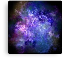 Fractal Galaxy - Abstract Canvas Print