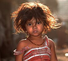 Silky hair ! by JYOTIRMOY Portfolio Photographer