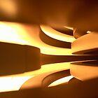 Glowing Curves 2 by Daryl Stultz