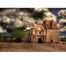 San Jose de Tumacacori Photographic Print