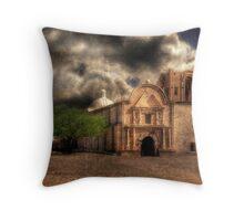 San Jose de Tumacacori Throw Pillow