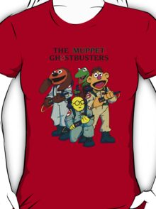 Muppet Ghostbusters T-Shirt