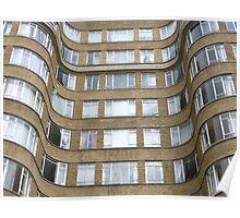 London Deco: Florin Court 2 Poster