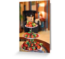 Just Add Cream Greeting Card